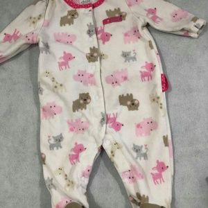 Carter's Sleeper Sz 0-3